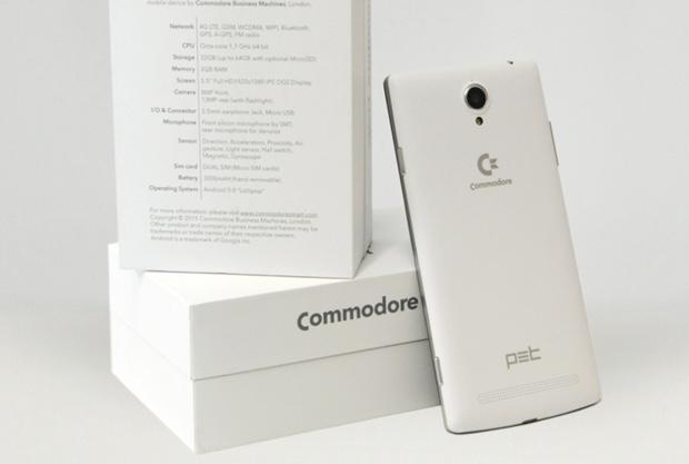 commodore per smartphone 1