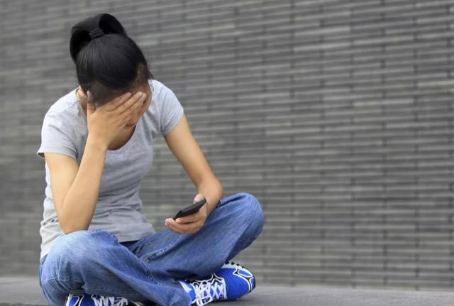 depressione smartphone