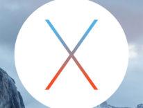 Quarta beta per OS X 10.11.2