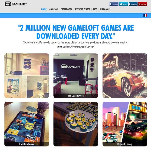 gameloft sito usa 620