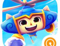 Heroki, l'eroe di SEGA vola su iOS nel mondo 3D da favola a 60 frame al secondo