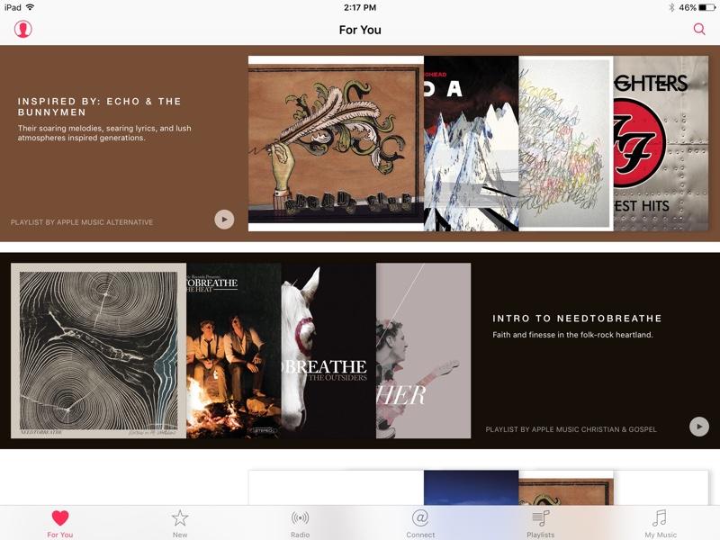 abbonati Apple Music
