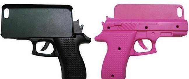 custodia pistola iphone 7