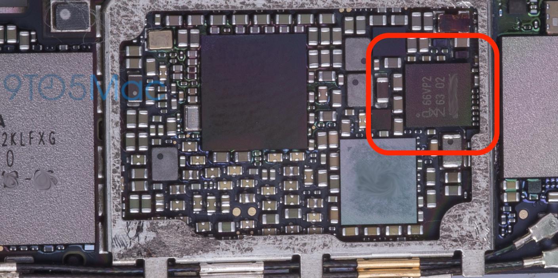 iPhone 6S, NFC migliorato e scheda logica minimalista