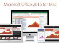 Microsoft presenta Office Mac 2016 per lavorare e collaborare sfruttando appieno OS X