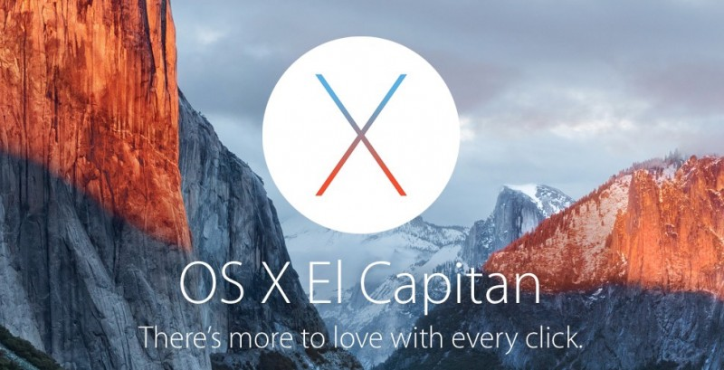Nuove beta El Capitan, per sviluppatori e pubblica