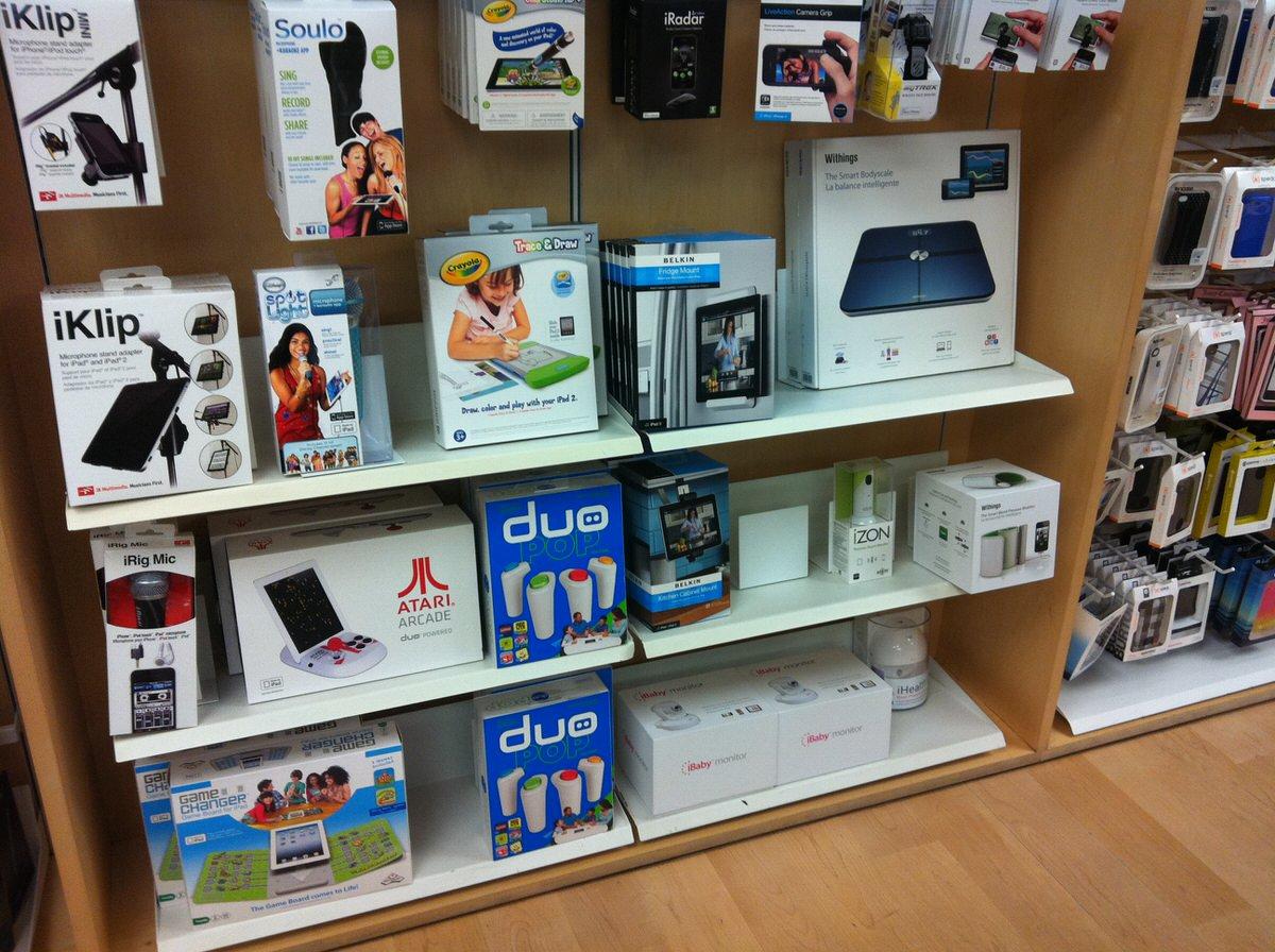 Accessori negli Apple Store