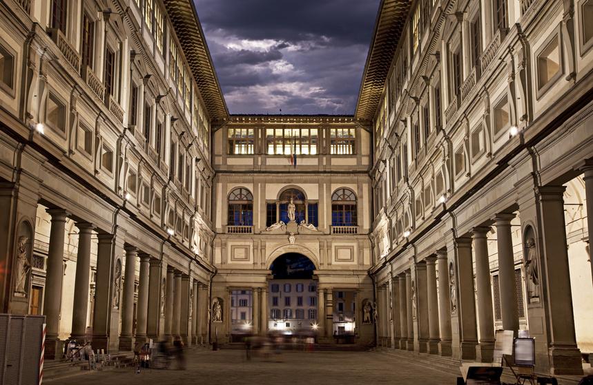 Galleria degli Uffizi di Firenze
