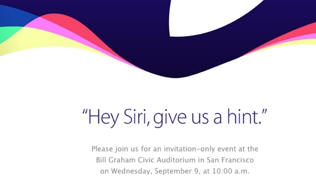 Evento speciale Apple 9 settembre