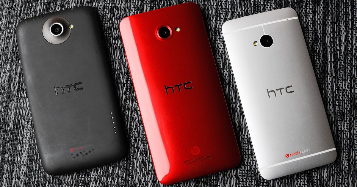 HTC One X HTC Butterfly HTC One