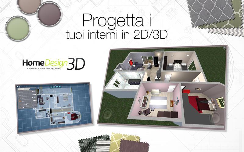 Home Design 3D 1.3.1, progettare la casa dei sogni su Mac - Macitynet.it