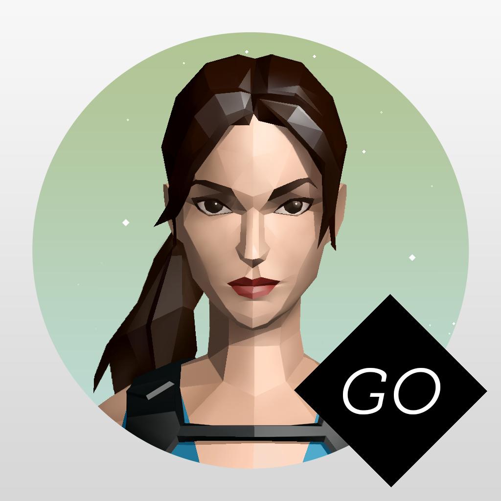 Lara Croft GO icon1024x1024