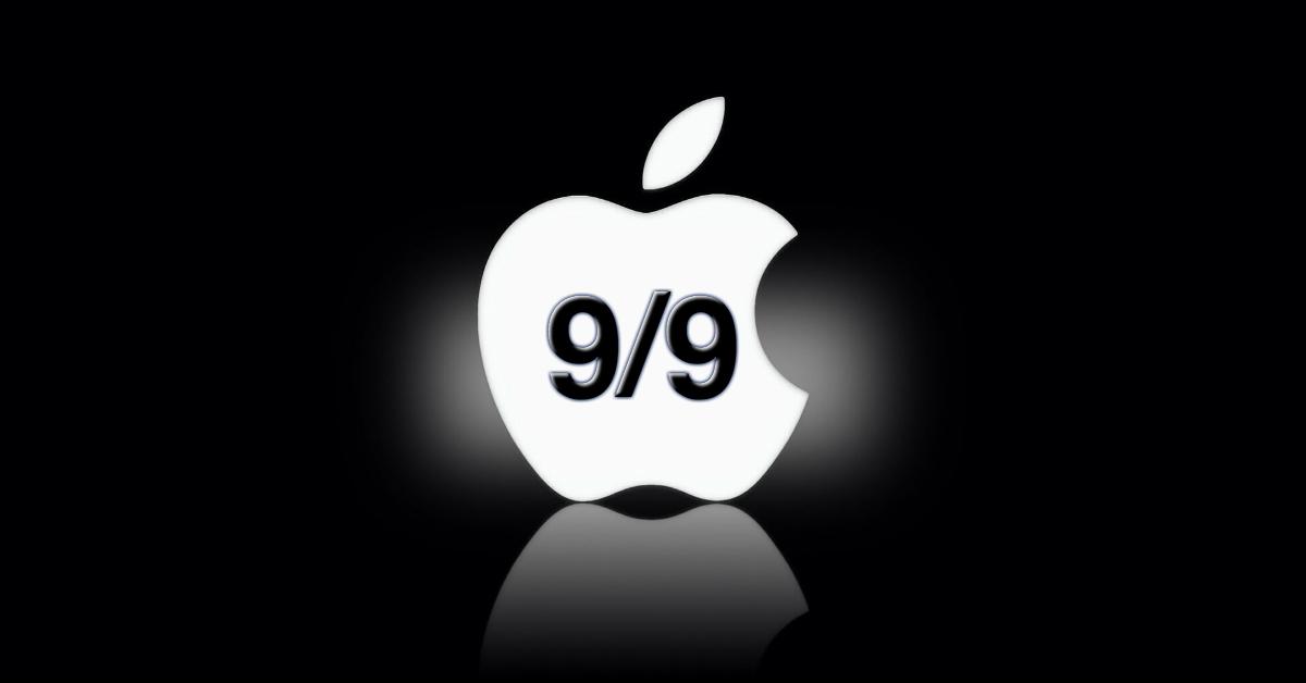 Mela Apple 9 settembre
