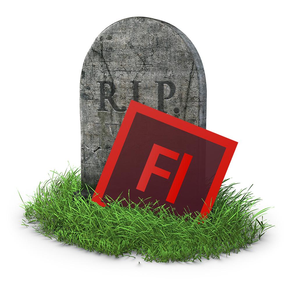 RIP Adobe Flash, long live Adobe Animate CC