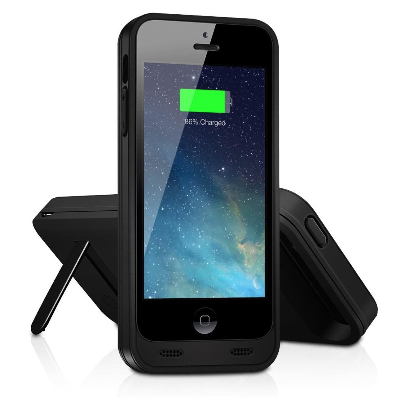Custodia-batteria per iPhone 6: 45 euro con codice Macitynet
