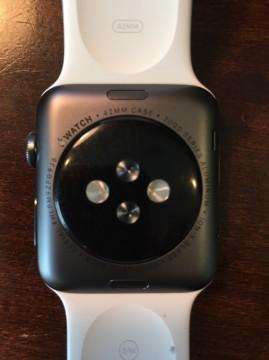 Apple Watch Sport in grigio siderale