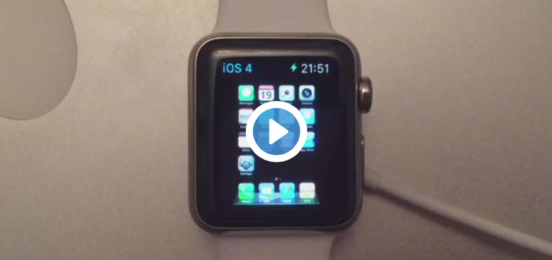 Apple Watch iOS 4