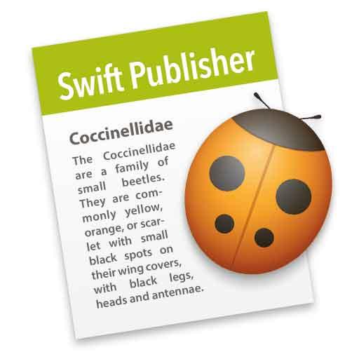 Swift publisher 4 update per l 39 applicazione di desktop for Design a basso costo