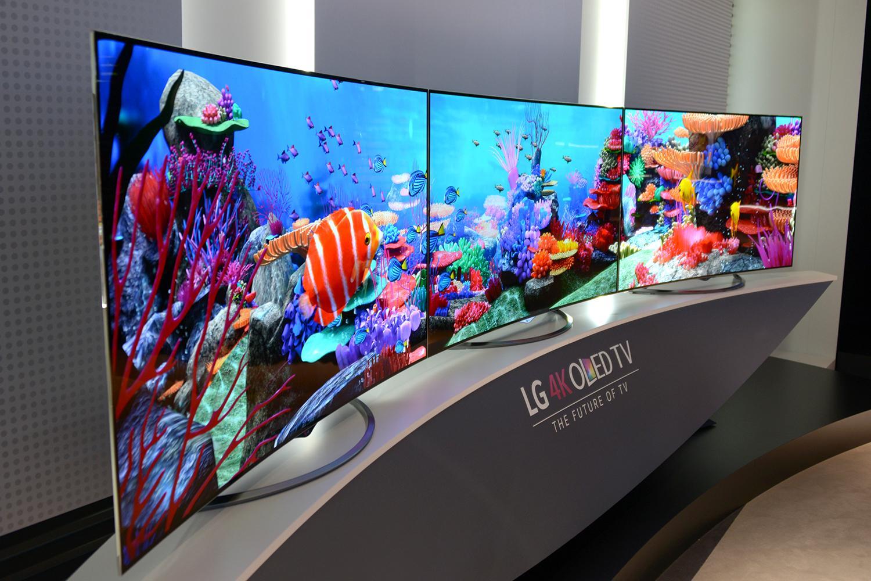 lg ad ifa 2015 quattro nuovi tv oled 4k. Black Bedroom Furniture Sets. Home Design Ideas