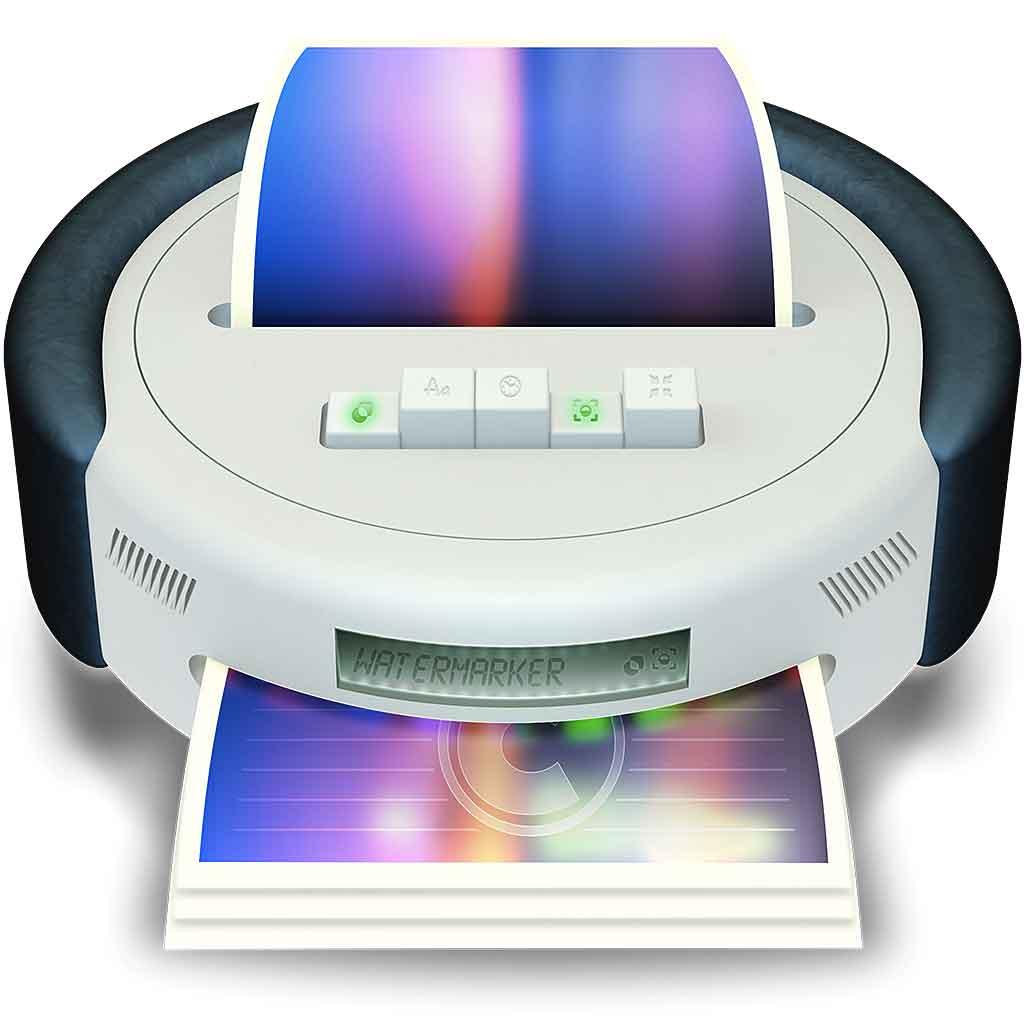 Watermarker 2, un software ad hoc per inserire logo e filigrane nelle foto
