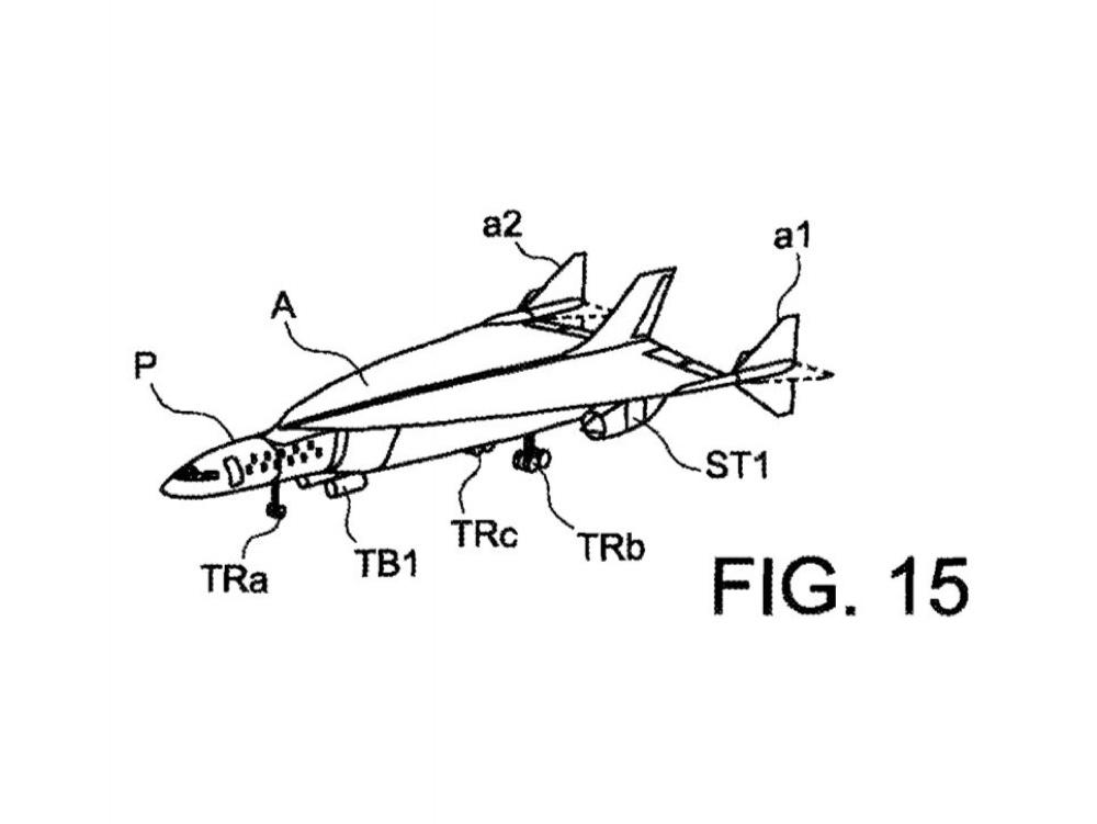 Airbus brevetta un aereo supersonico che vola da Londra a New York in 1 ora