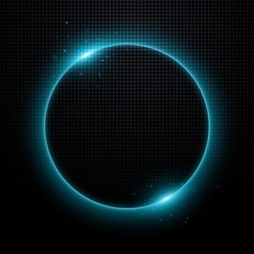 alien sky icona