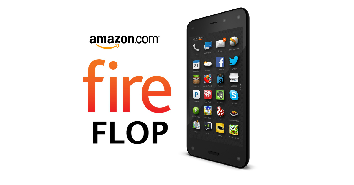 amazon fire phone flop