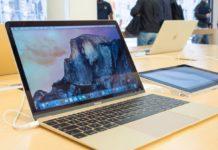 Ecco perché tutti i MacBook negli Apple Store hanno lo schermo inclinato di 76°
