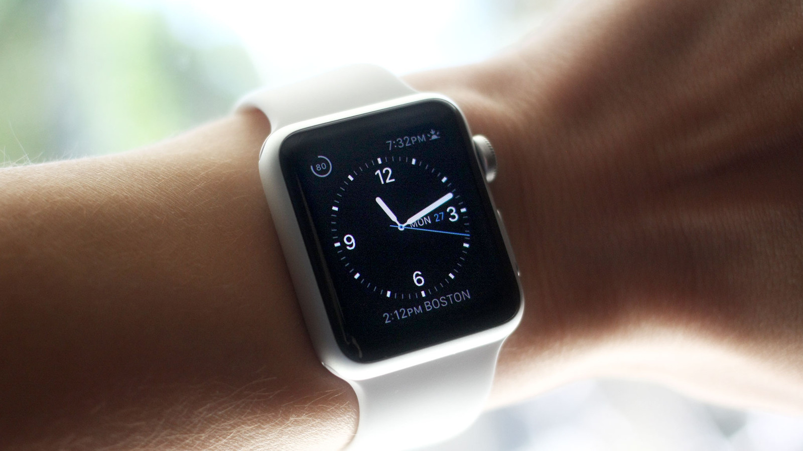 interesse per Apple Watch