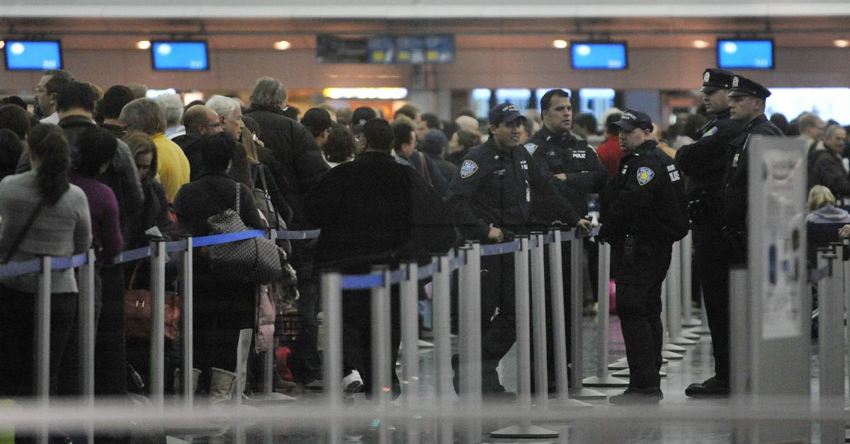 Aeroporto New York Jfk : All aeroporto jfk di ny lo smartphone vi dirà quanto