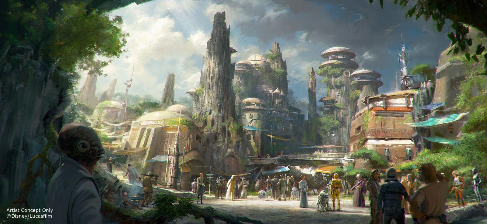 concept parco di divertimenti star wars-2