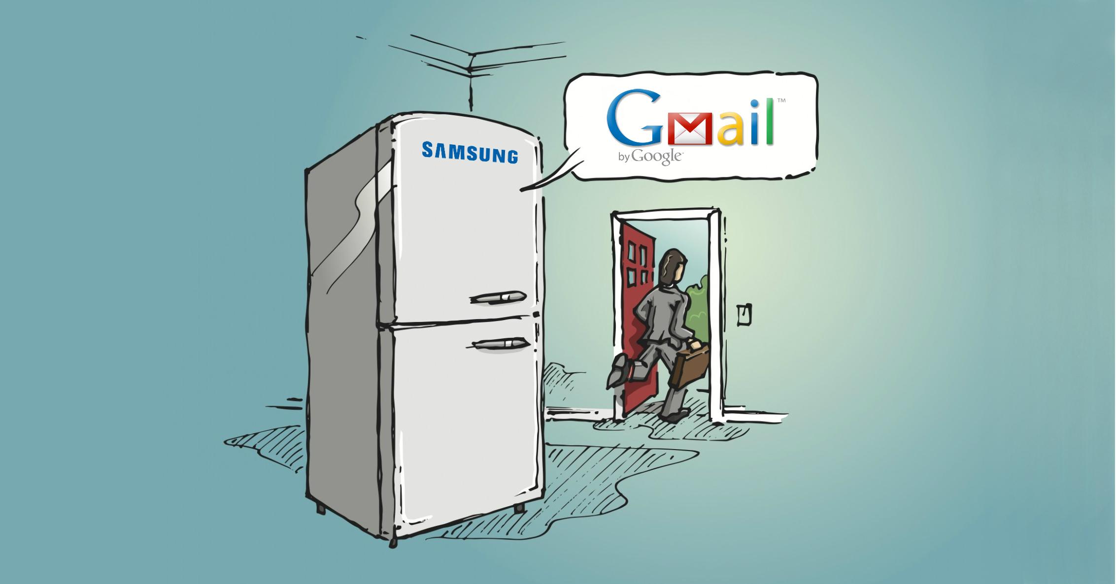 frigoriferi samsung rubano account gmail