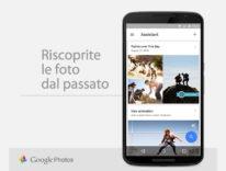 """Il nuovo Google Foto per iOS introduce la """"modalità nostalgia"""""""