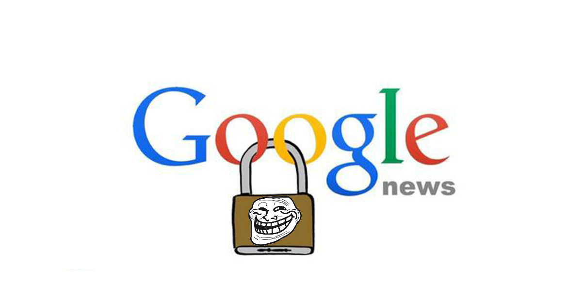 google news trollato