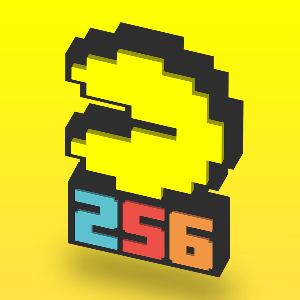 pac-man 256 icon1024x1024