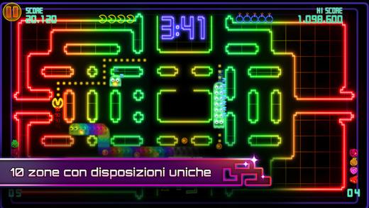 pac-man championship DX