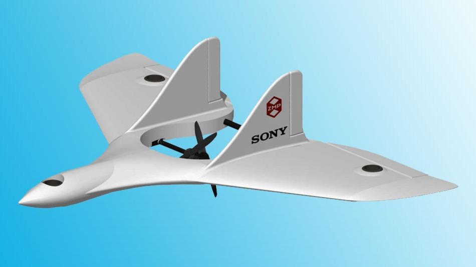 drone Sony