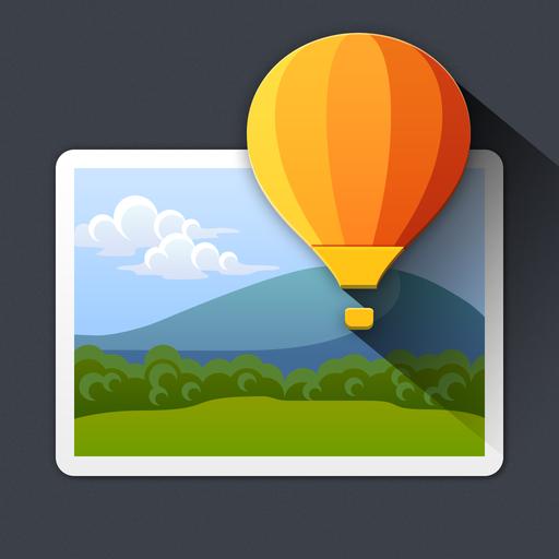superimpose icona