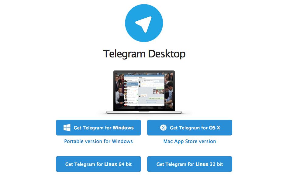 telegram multi piattaforma