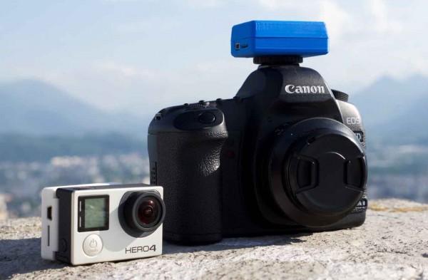 SteadXP, l'accessorio che stabilizza i video di GoPro e Reflex