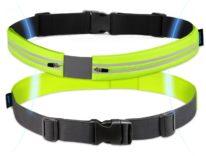 Recensione marsupio Inateck, un accessorio per corsa, jogging e palestra