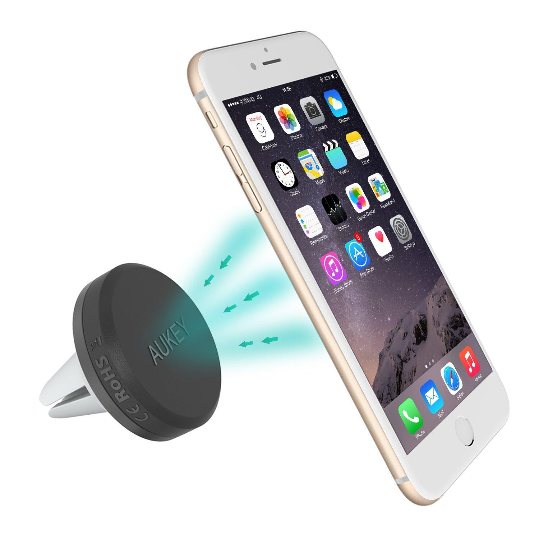Domani ultimo giorno a a 8,09 euro per supporto smartphone da bocchetta, magnetico e facile da usare