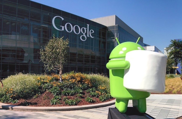 Android Marshmallow google campus 620