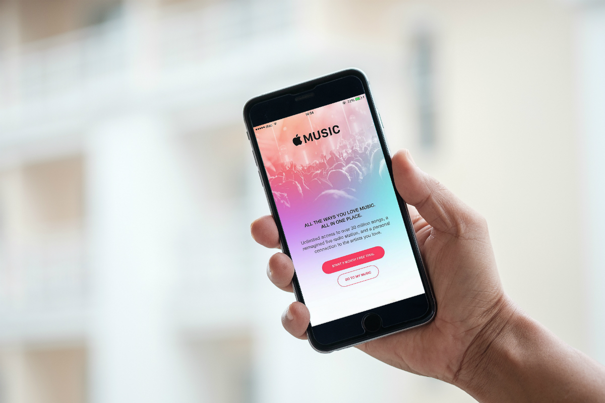 Apple Music in prova gratuita