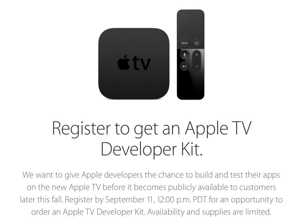 Lotteria Apple TV