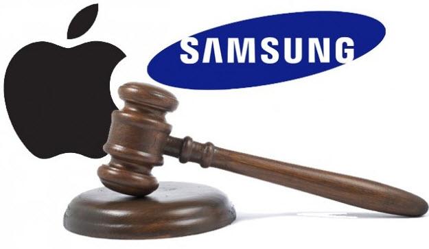 Apple contro Samsung battaglia per i brevetti