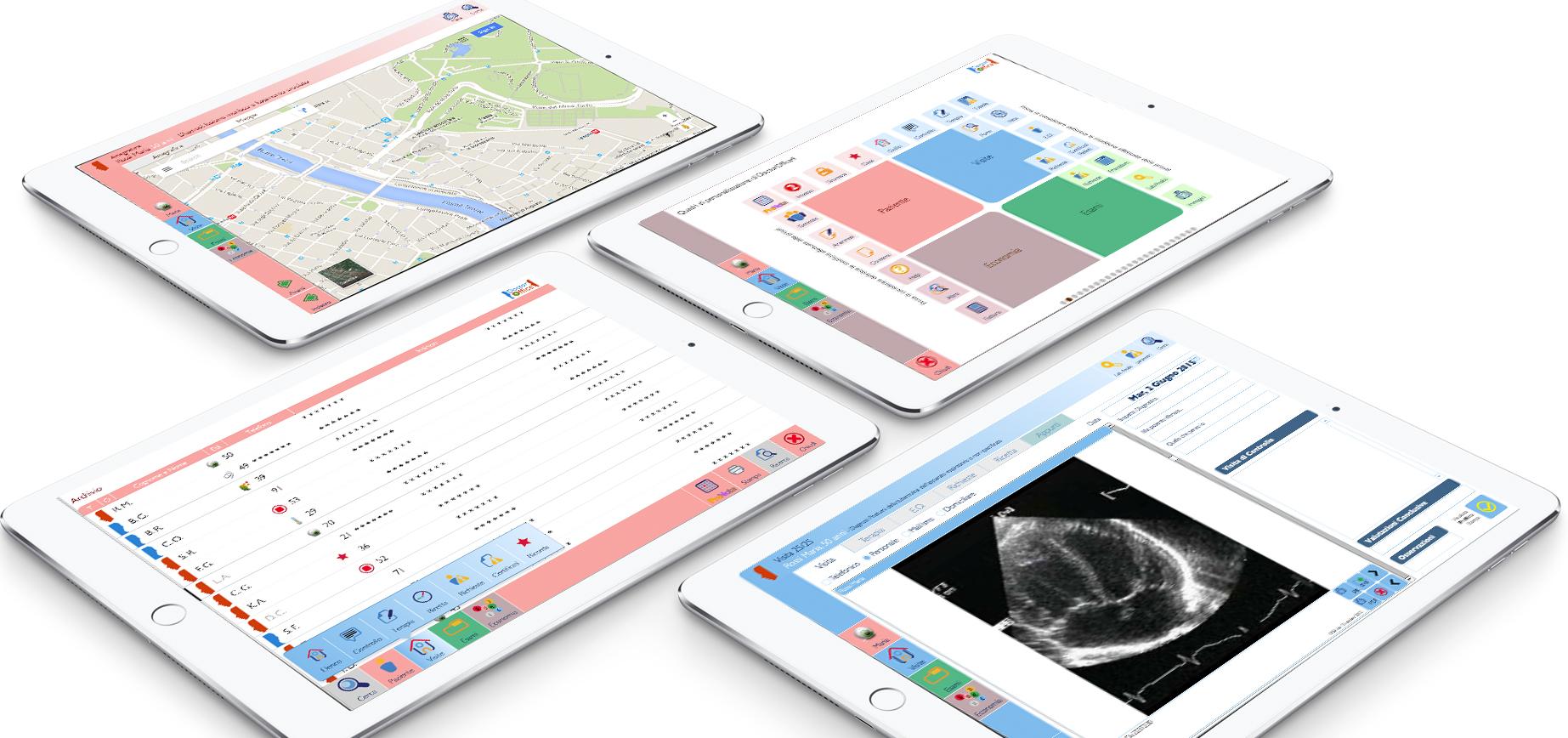 software per la gestione dello studio medico