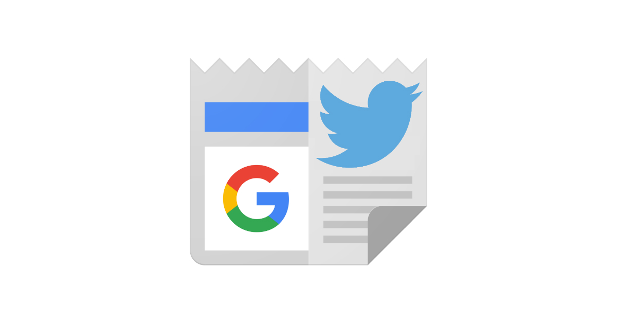 Google e Twitter piattaforma di articoli istantanei