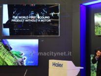 IFA 2015, Haier presenta il frigorifero cantinetta rivoluzionario con compressore a stato solido