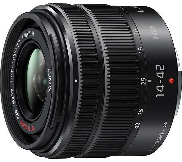 Lumix G Vario 14-42mm f:3.5-5.6 II ASPH. MEGA O.I.S. Lens